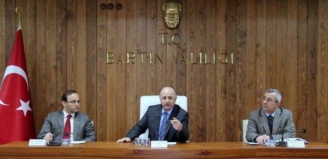 """Vali Azizoğlu: """"Kaynaklar Verimli Kullanılsın"""""""