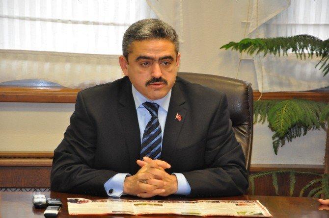 Başkan Alıcık, Mehmet Panayırcı'yı Ölümünün 1. Yılında Andı