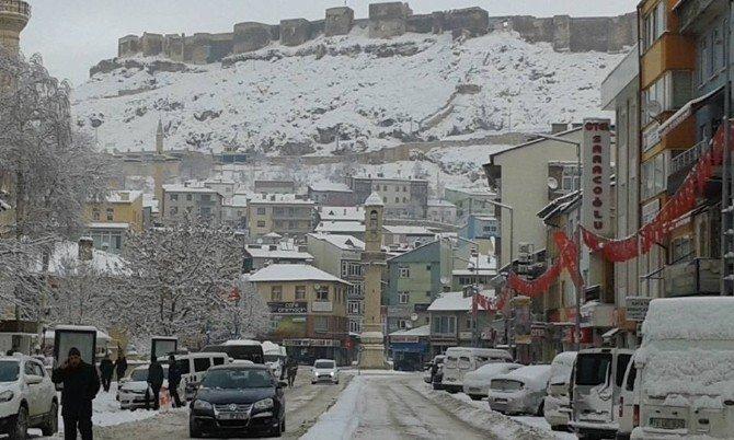 Bayburt'ta Kış