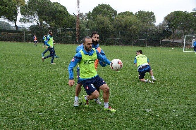 "Bb Erzurumspor""da Parola Üç Puan"