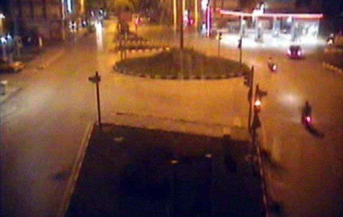 Burdur'daki Kazalar MOBESE'de
