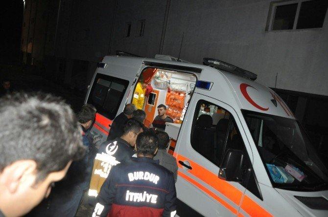 Burdur'da Film Gibi Hırsız Operasyonu