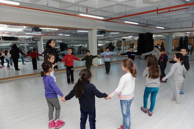 Osmangazi'den çocuklara özel drama kursu