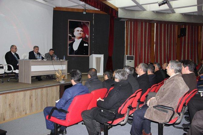 Bursa'daki mesleki ve teknik eğitim masaya yatırıldı