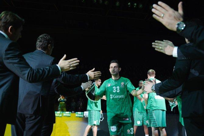 Ender Arslan, Euroleague'deki 229. maçına çıkıyor