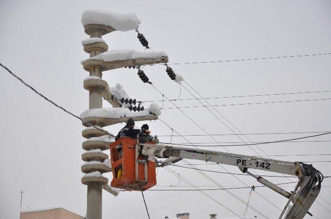 DEDAŞ'tan Elektrik Arızalarına Karşı Önlem