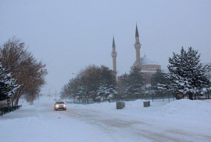 Doğu Anadolu'da Kar Tatili