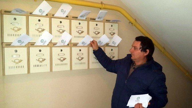 Edirne Belediye Başkanı'ndan 'Mektup' Var