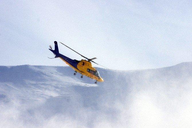 Sarı Melekler Kar, Kış Demeden Hasta Kurtarıyor