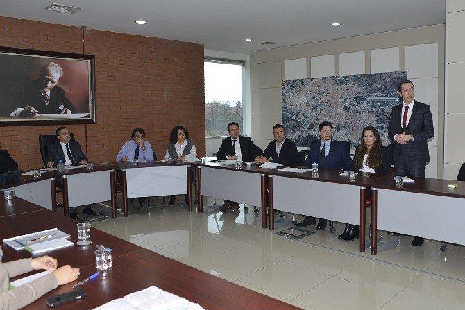 Tepebaşı'nda Remourban Projesi Değerlendirme Toplantısı