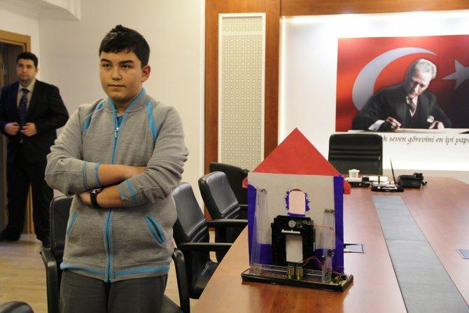 'Güvenli Pencere' projesi ile Türkiye ikincisi oldu