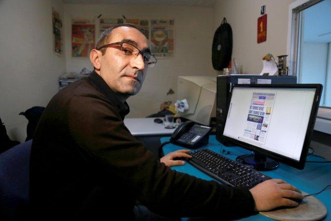 Evrensel Yayın Yönetmeni: Gazeteci toprağa düşene kadar tepki sınırlı kalıyor