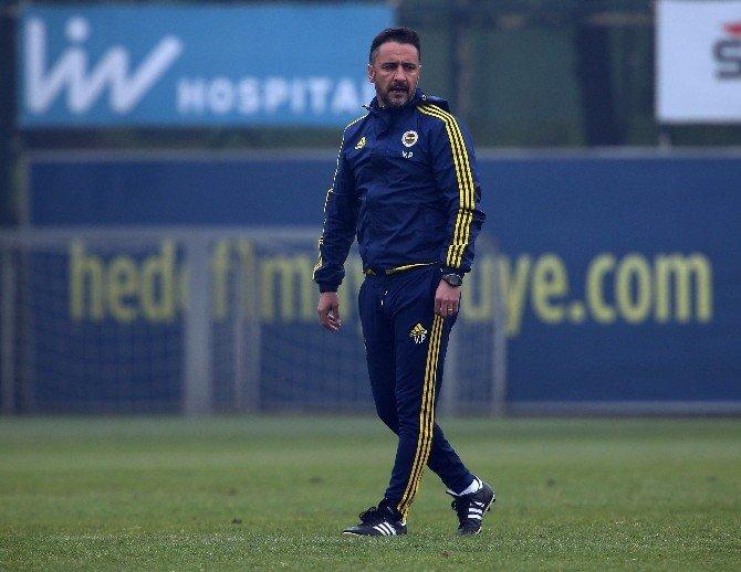 Fenerbahçe'de İkinci Yarı Hazırlıkları Sürüyor