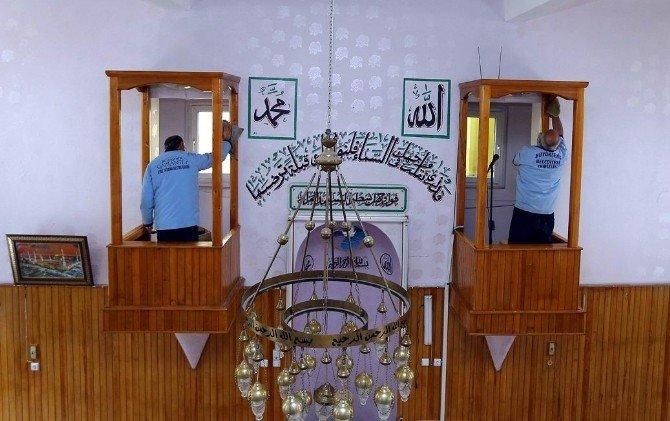 Gaziantep'te Bir Yılda 500 Cami Temizlendi