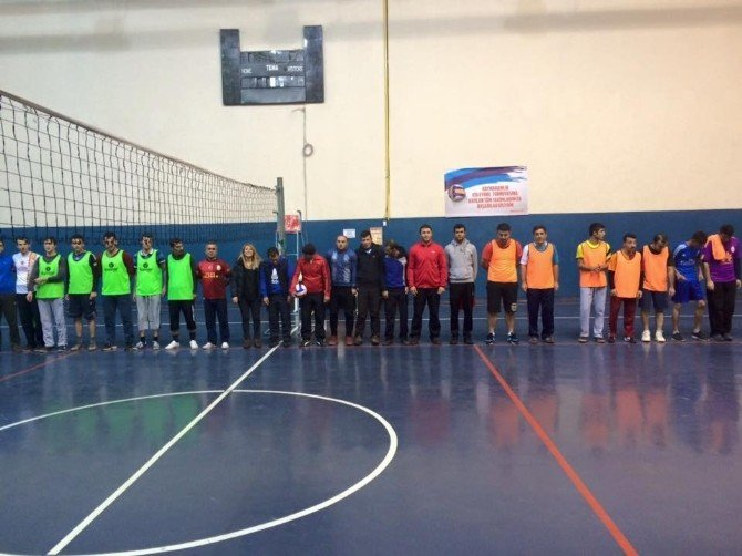 Hınıs'ta Spor Dolu Günler
