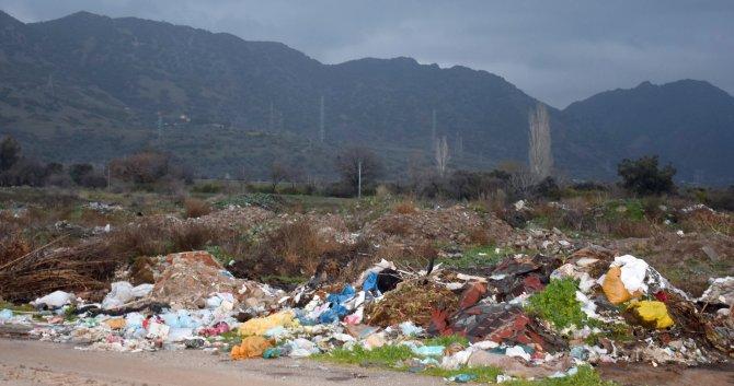 İncirliova'da çöpler tek yerde toplanacak