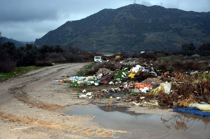 İncirliova Belediye Başkanı Gürşat Kale, Çöplere Savaş Açtı