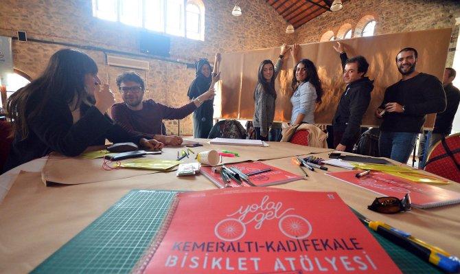 İzmir, bisiklet için yeni rota peşinde