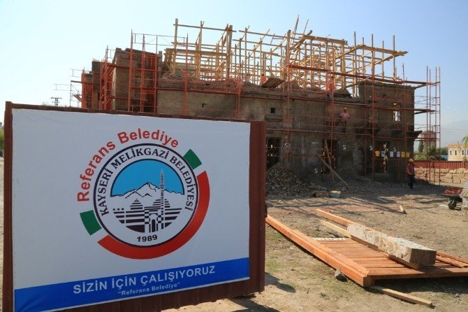 Melikgazi Belediye Projeleri Çevre Ve Kültür Değerlerini Koruma Ve Tanıtım Vakfı İstanbul Bölge Toplantısında