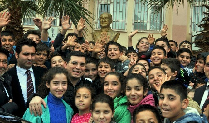 Başkan Tütüncü'den Kepezli Öğrencilere Müjde