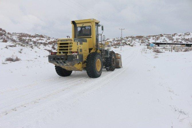 Kırklareli'nde 9 Köy Yolu Ulaşıma Açıldı