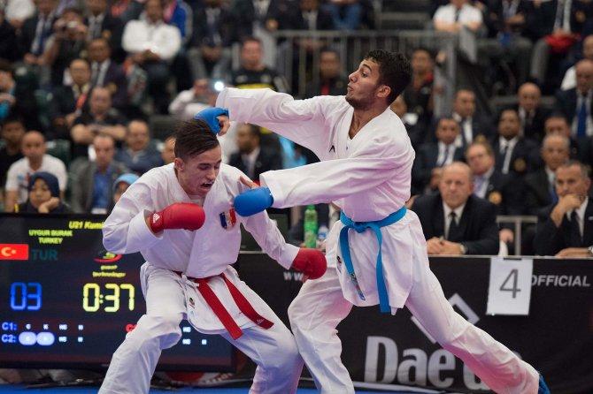 Karateci gençler Kocaeli'de buluşuyor