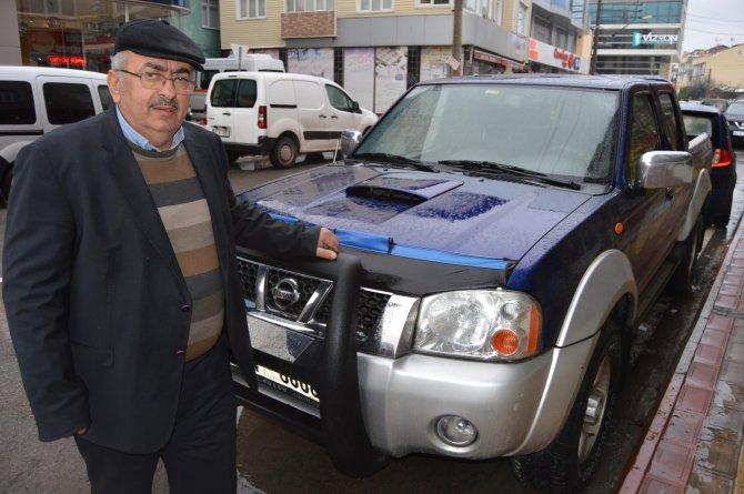 HGS vatandaşları çıldırtıyor: Rize'deki araca İstanbul'dan ceza