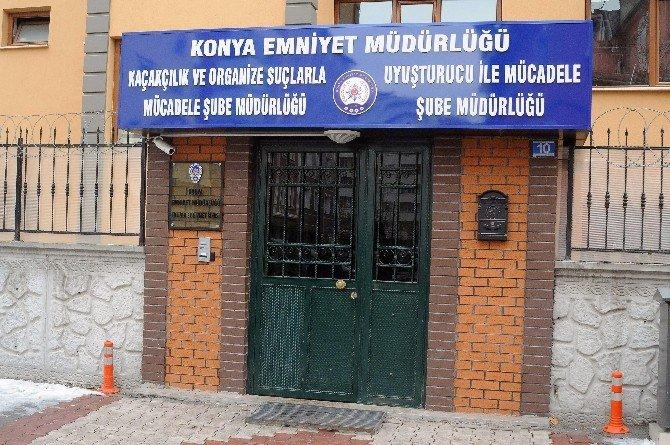Konya'da Uyuşturucuyla Mücadelede Yeni Dönem