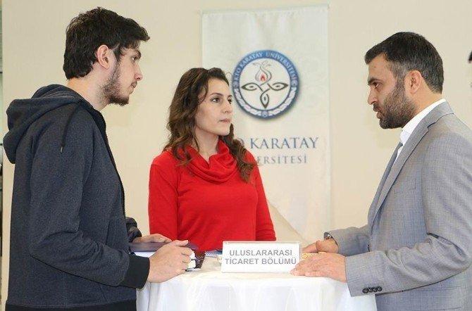 KTO Karatay Üniversitesi'nin Sektör Danışmanlığı Projesi Sürüyor