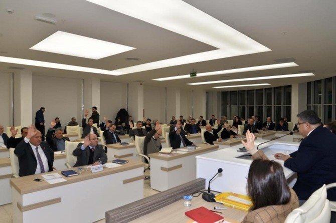 Yılın İlk Belediye Meclis Toplantısı Yapıldı