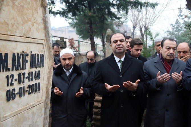 Mehmet Akif İnan Ölümünün 16. Yılında Anıldı
