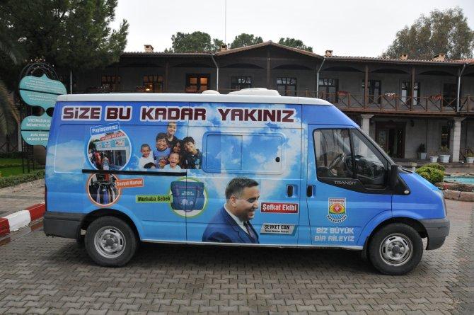 Tarsus'ta 'Şefkat Ekibi' kuruldu