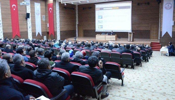 Eğitim Bilişim Ağı Tanıtım Toplantısı Yapıldı