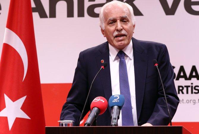 Mustafa Kamalak: Çok net söylüyorum, görüşmelerden hiçbir sonuç çıkmayacak