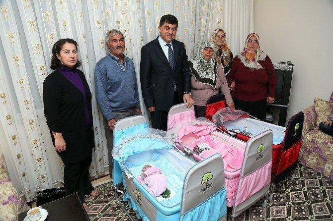 Şehitkamil Belediyesi On Binlerce Bebeğe 'Merhaba' Dedi