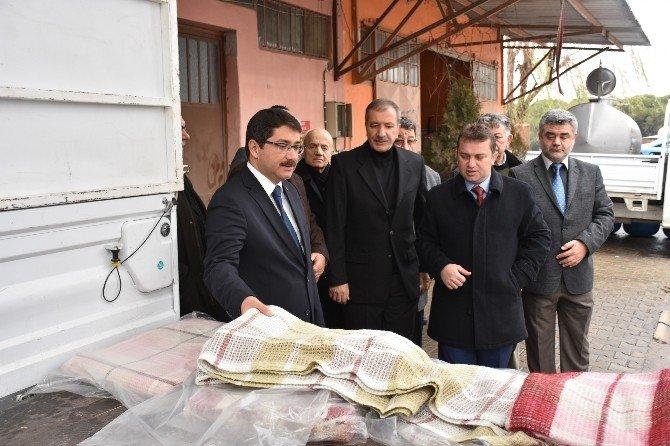 Bayırbucak Türkmenlerine Destek Yağıyor