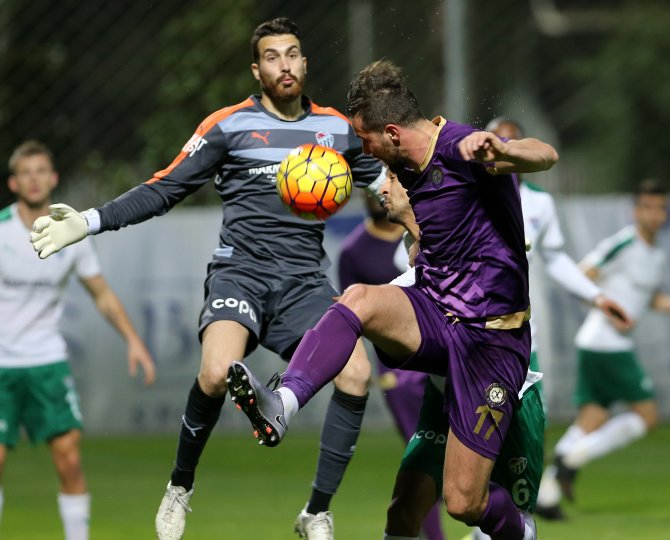 Bursaspor: 1 - Osmanlıspor FK: 1
