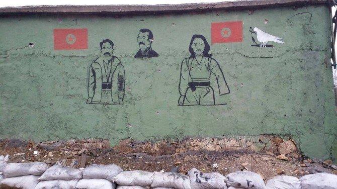 Silopi'de PKK'nın Sözde Gençlik Merkezine Operasyon