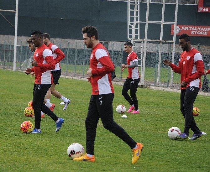 Antalyaspor'da İkinci Yarı Hazırlıkları