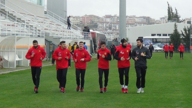 """Aybaba """"Eskişehirspor'u Layık Olduğu Yere Taşıyacağız"""""""