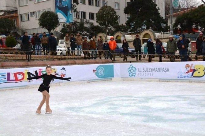 Buz Pateni Pisti Yeniden Kurulacak