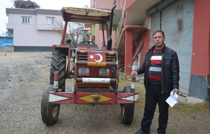 Adanalı çiftçinin traktörüne FSM'den HGS cezası geldi