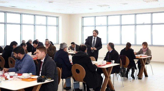 Trakya Üniversitesi'nde 'Bolcaana' Yemekhanesi Açıldı