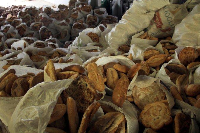 Yılda yaklaşık 5 milyon ekmek çöpe gidiyor