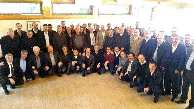 Türkiye Gazetesi Büro Müdürleri Motivasyon Toplantısı Yapıldı