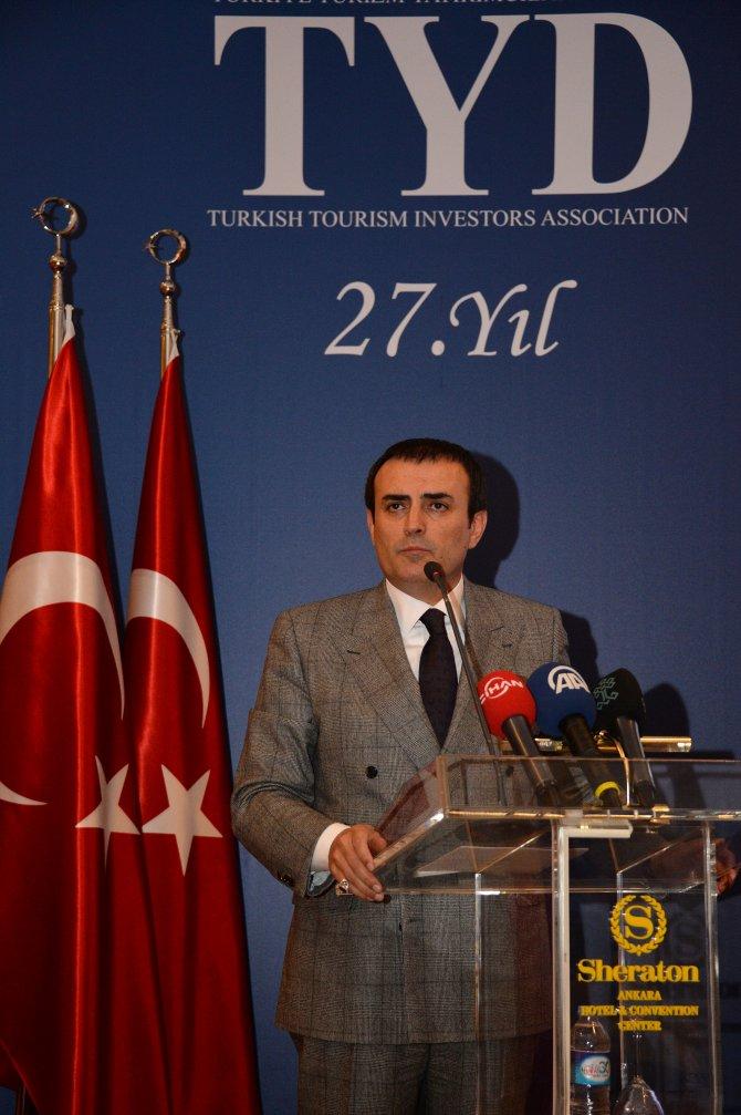 Turizm Bakanı Ünal: Otelcilik ülkesi olmaktan turizm ülkesi olma eşiğine yükselmeliyiz