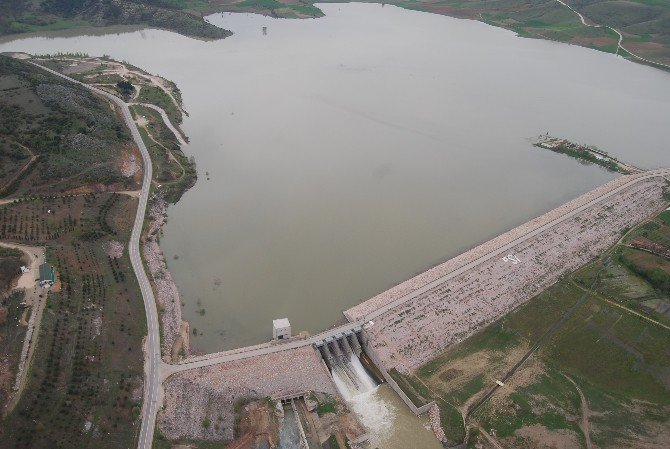 350 Milyona Mal Olan Baraj Yenişehir Ovasına Hayat Verecek