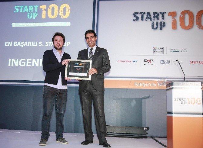 Türkiye'nin En Başarılı 100 Startup'ı Açıklandı