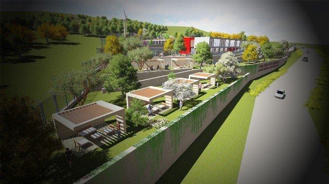 Yalova'ya Doğal Yaşam Parkı Ve Sosyal Paylaşım Merkezi Yapılacak