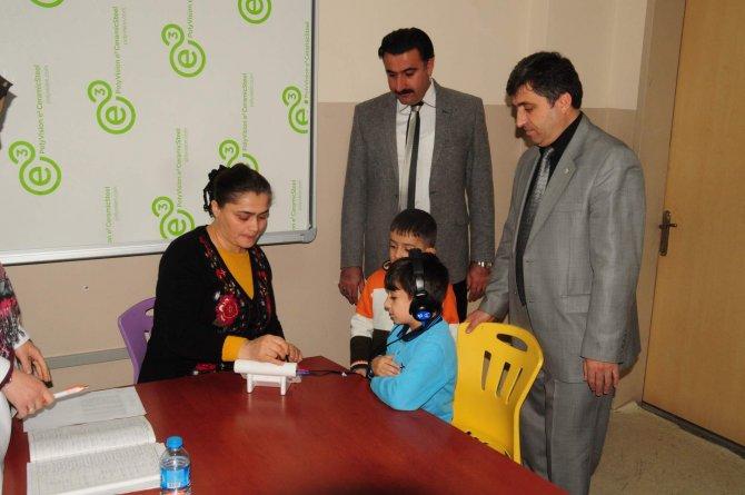 Yozgat'ta 5 bin öğrenci kulak tarama testinden geçecek
